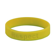 Respect Silicone Bracelet (pack of 24)
