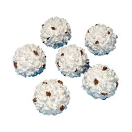 Extra Popcorn Balls  (set of 6)
