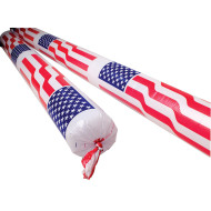 Patriotic Rockets  (pack of 12)