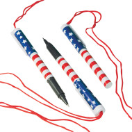 Patriotic Pens  (pack of 12)