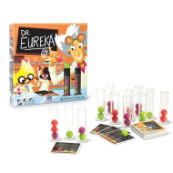 Dr. Eureka Stacking Challenge Game