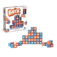 Brix Stacking 4 In A Row Game