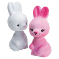 Color-Me™ Bouncy Head Bunny (makes 12)