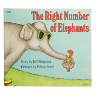 The Right Number of Elephants Book