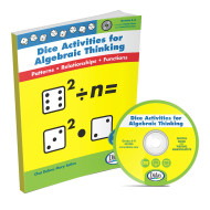Dice Activities For Algebraic Thinking (set of 2)