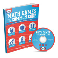 Math Games For The Common Core, Grade 2