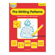 Pre-Writing Patterns Book