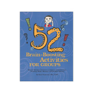 52 Brain Boost Activities For Groups Book With CD