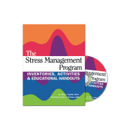 The Stress Management Program Book With CD