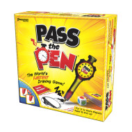 Pass The Pen Game