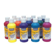 Handy Art® Little Masters® Washable Tempera Paint Assortment, 8oz (set of 12)