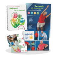 Refresh! Life Re-Energized Program Book Set