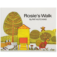 Rosie's Walk Book