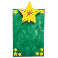 Star Mini Clipboard Craft Kit (makes 12)