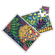 Doodle Puzzle Craft Kit (makes 48)