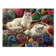 Ragdolls Easy Handling Puzzle, 275 Pieces