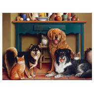 Family Portrait 275-Pc. Easy Handling Puzzle