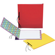 Allen Diagnostic Module Fabric Covered Notebooks  (pack of 24)