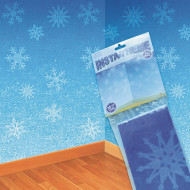 Snowflake Backdrop Wall Decoration