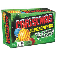 Christmas Scavenger Hunt Game