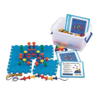 Geo Pegboard Activity Set