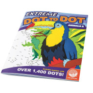 Extreme Dot To Dot Animals Puzzle Book 2