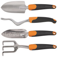 Fiskars® Ergonomic Garden Tools Set (set of 4)
