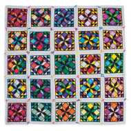 Velvet Collaborative Quilt Kit