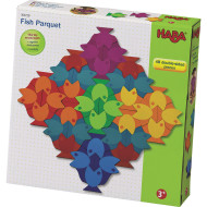 Fish Parquet Pattern Making Puzzle