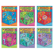 Mind Twister Activity Book
