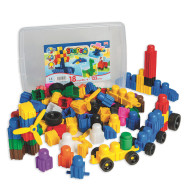 SNAPO Jr. Builder Set (set of 133)