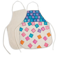 Color-Me™ Adult Apron (makes 6)