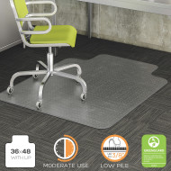 Duramat Chair Mat With Lip