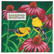 American Goldfinch Craft Kit Painting (makes 12)