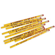 Commit To Be Fit Pencils (pack of 36)