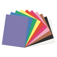 "SunWorks® Groundwood Construction Paper, 18"" x 24"" (pack of 50)"