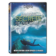 Amazing Secrets Of Our World DVD