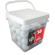Bucket of Recycled Golf Balls (bucket of 50)