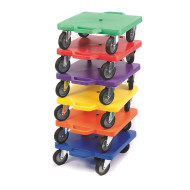 "Spectrum™ 12"" All Surface Scooter  (set of 6)"