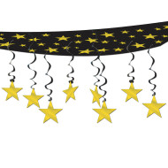 Stars Are Out Ceiling Decor