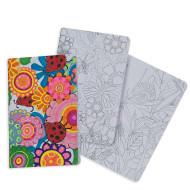 Journals to Color, Mini (pack of 12)