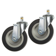 "4"" Replacement Wheels For All Surface Scooters (pack of 2)"