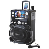 Professional DVD/CDG/MP3G Karaoke Player