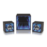 Infinity Light Speaker Music System with Subwoofer