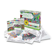 Crayola® Creative Escapes Coloring Set