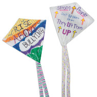 Color-Me™ Plastic Kites  (pack of 12)