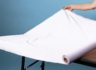 "Plastic Table Cover Roll - 40""x100"