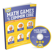 Math Games for the Common Core, Grade 3