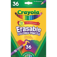 Crayola® Erasable Colored Pencils (set of 36)