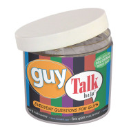 Guy Talk In a Jar®